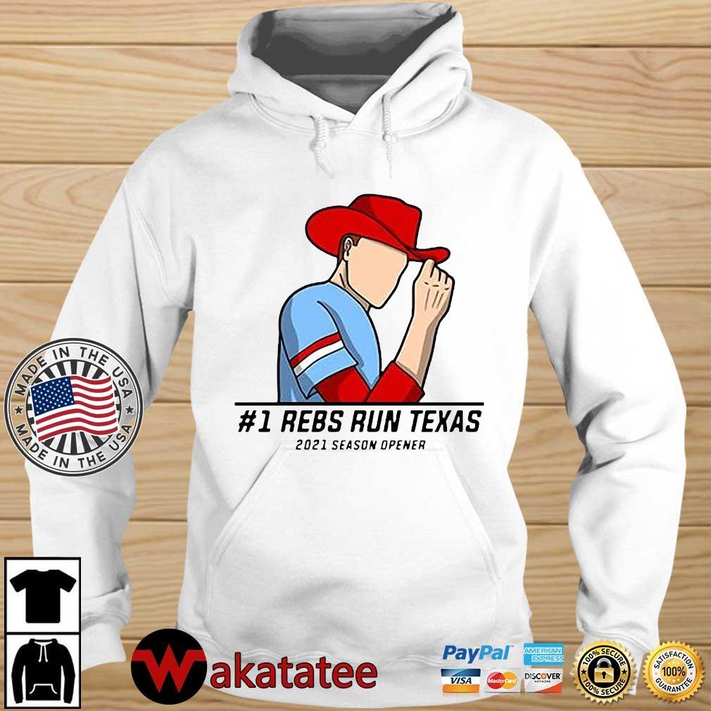 #1 rebs run Texas 2021 season opener s Wakatatee hoodie trang