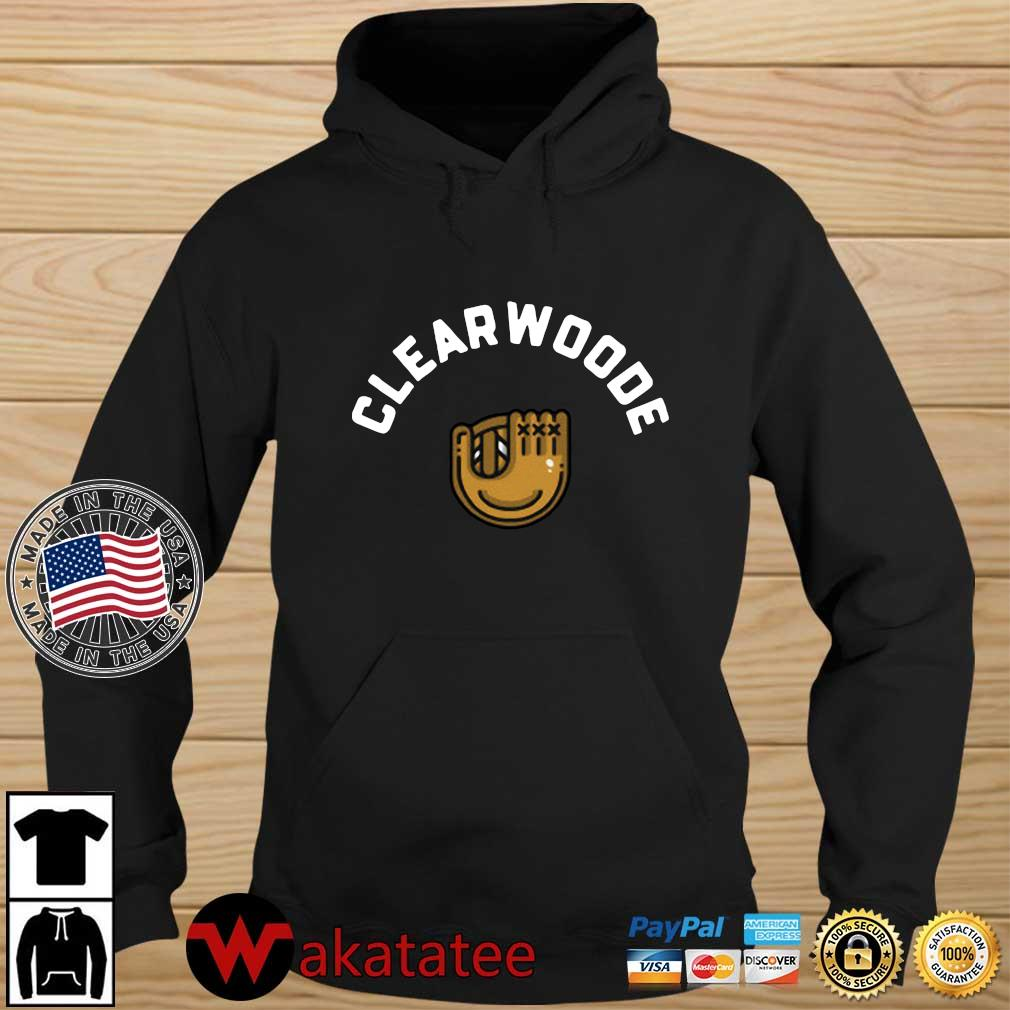 Baseball Clearwoode s Wakatatee hoodie den