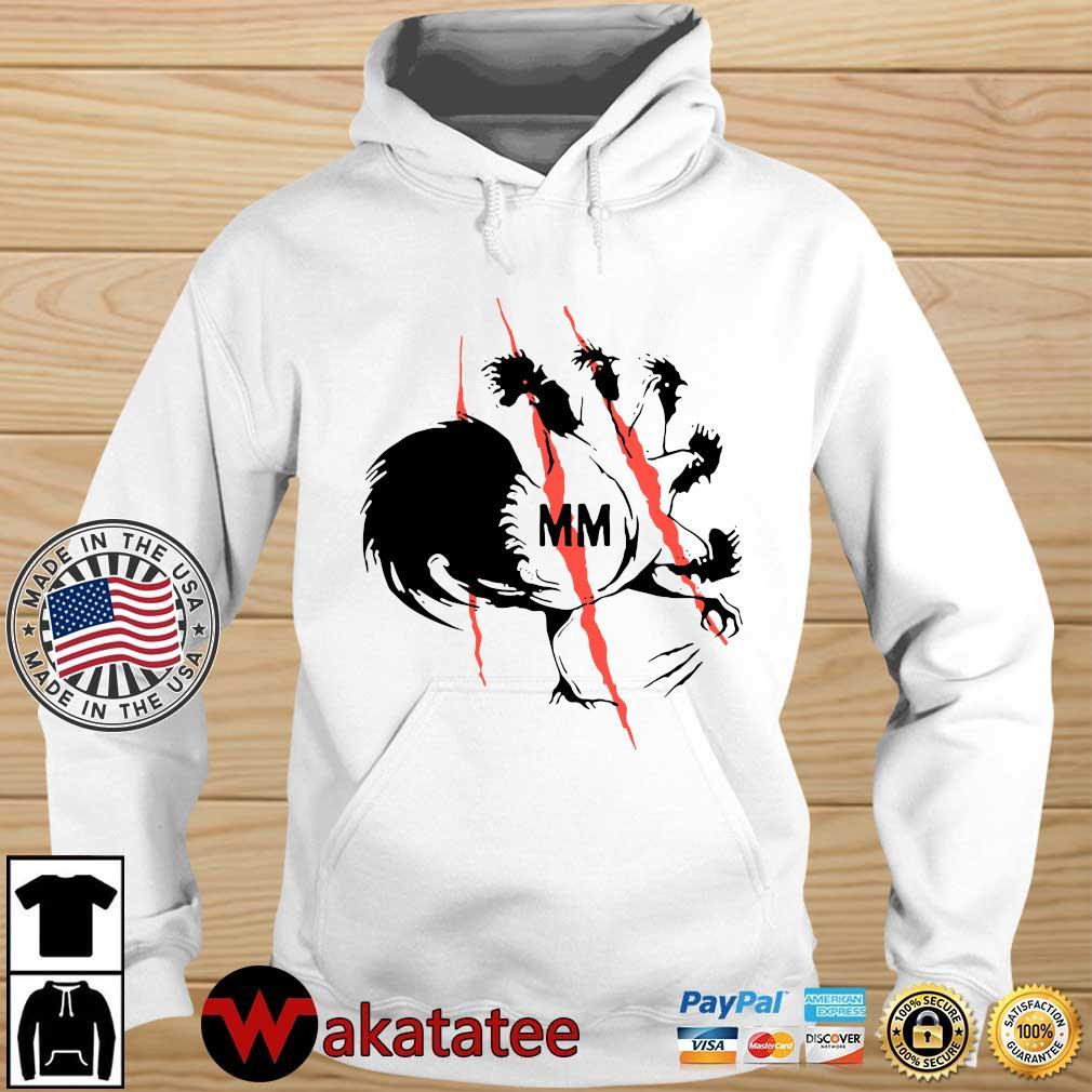 Chicken MOM Shirt Wakatatee hoodie trang