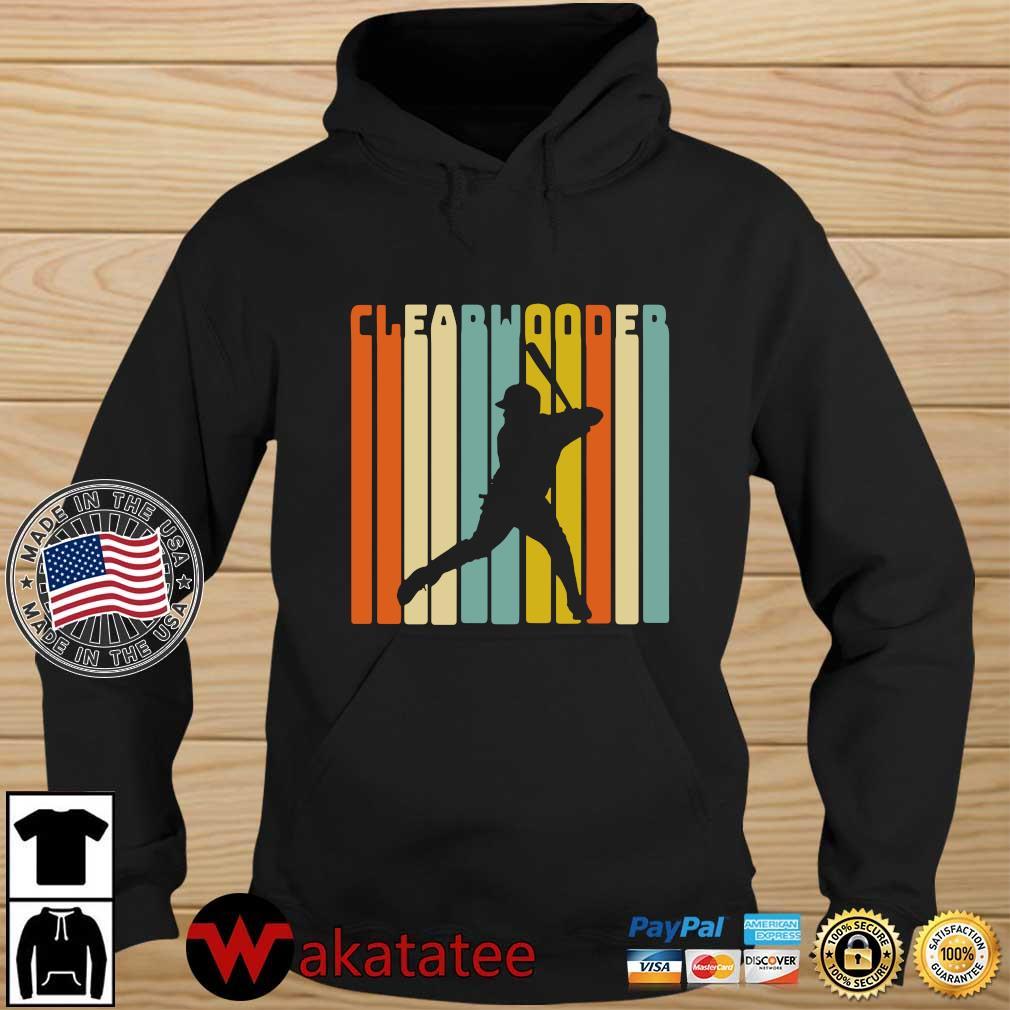 Clearwater baseball vintage s Wakatatee hoodie den