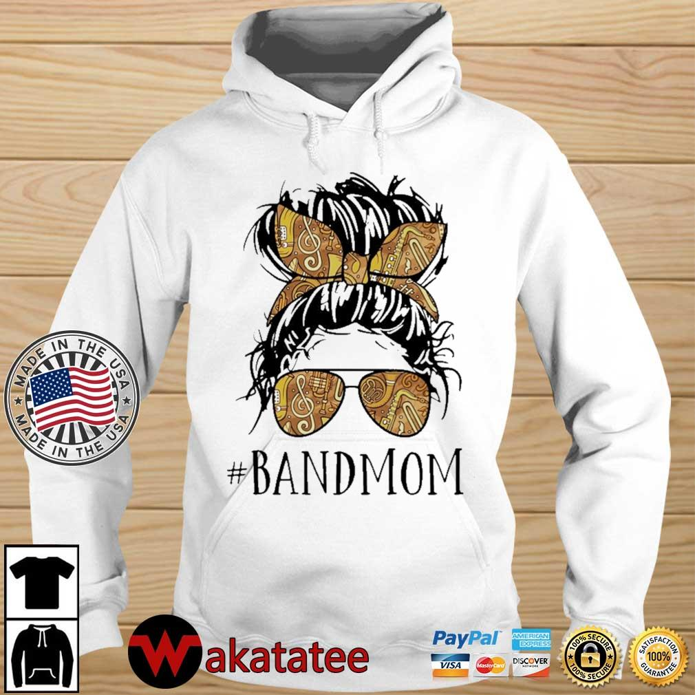 Girl #Bandmom s Wakatatee hoodie trang