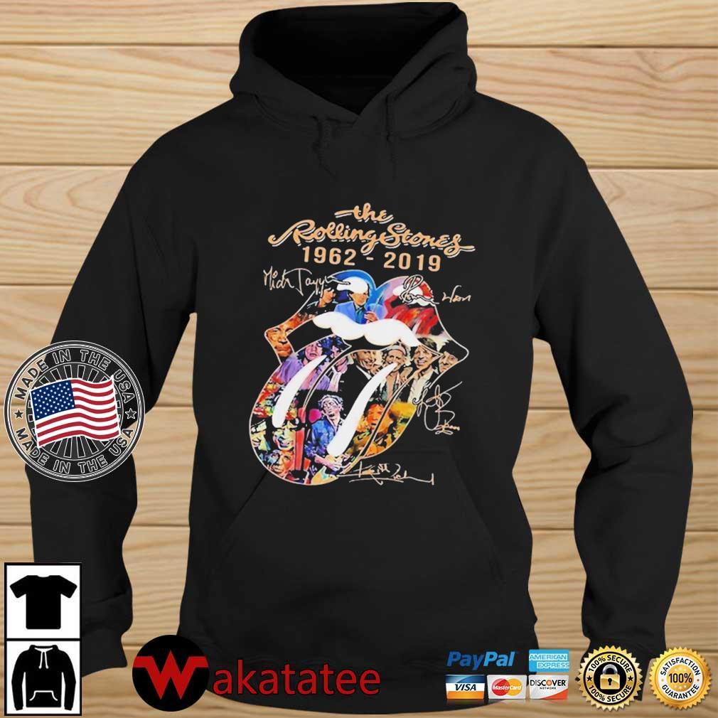 The Rolling Stone 1962-2019 Shirt Wakatatee hoodie den
