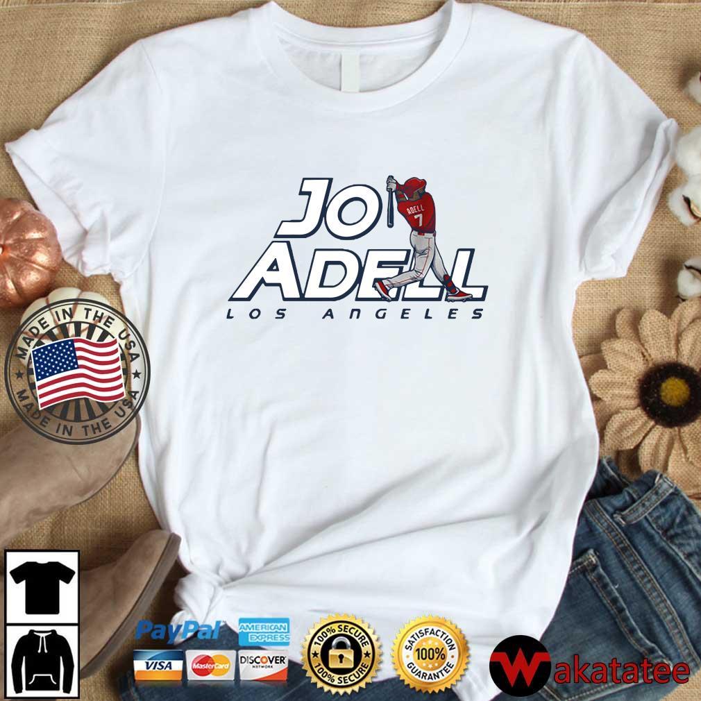 2021 Los Angeles Jo Adell Shirt
