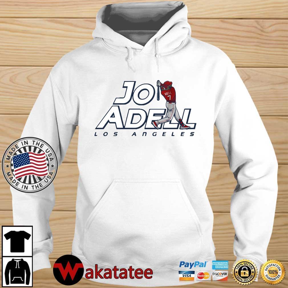 2021 Los Angeles Jo Adell Shirt Wakatatee hoodie trang