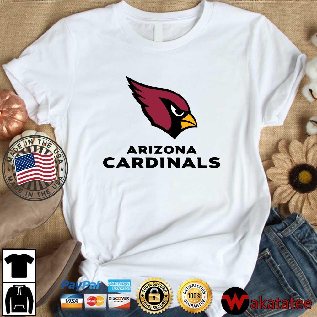 2021 NFL Arizona Cardinals Team Logo shirt