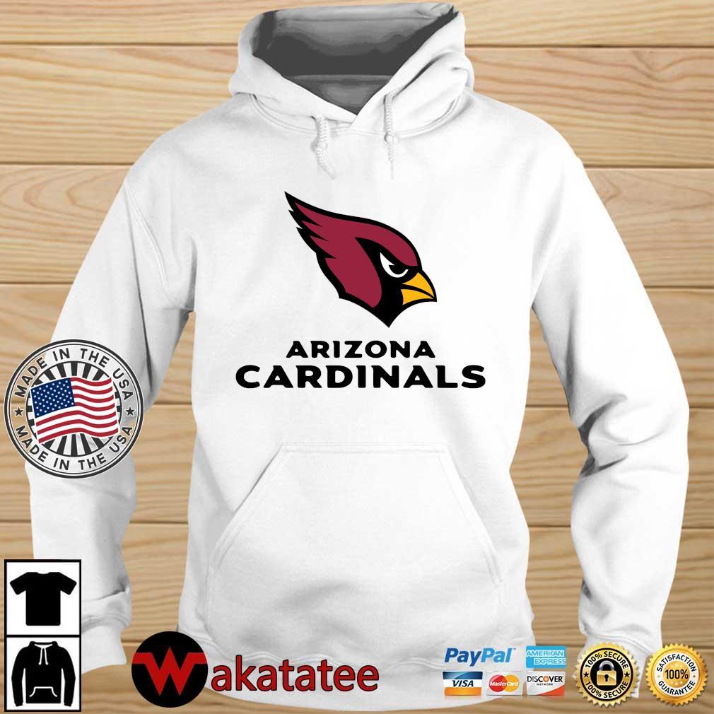2021 NFL Arizona Cardinals Team Logo Wakatatee hoodie trang
