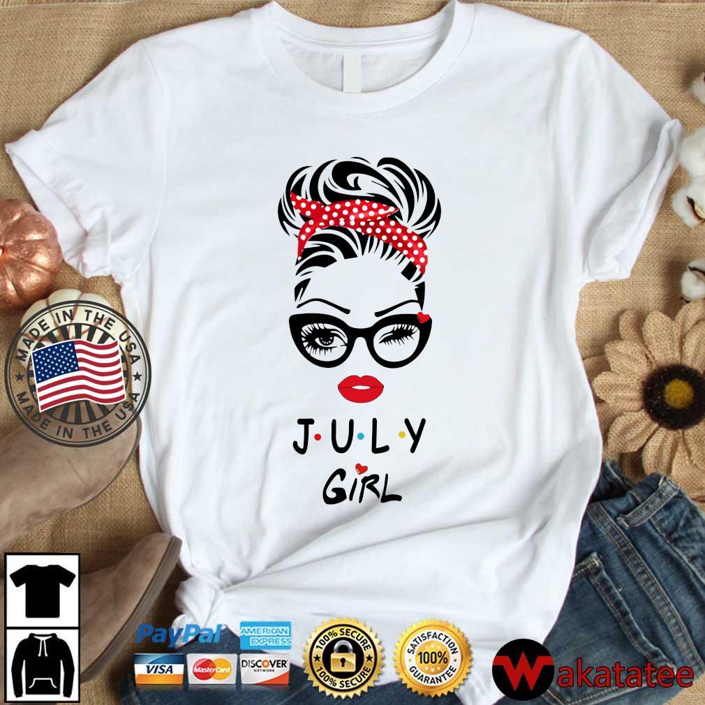 July girl 2021 shirt