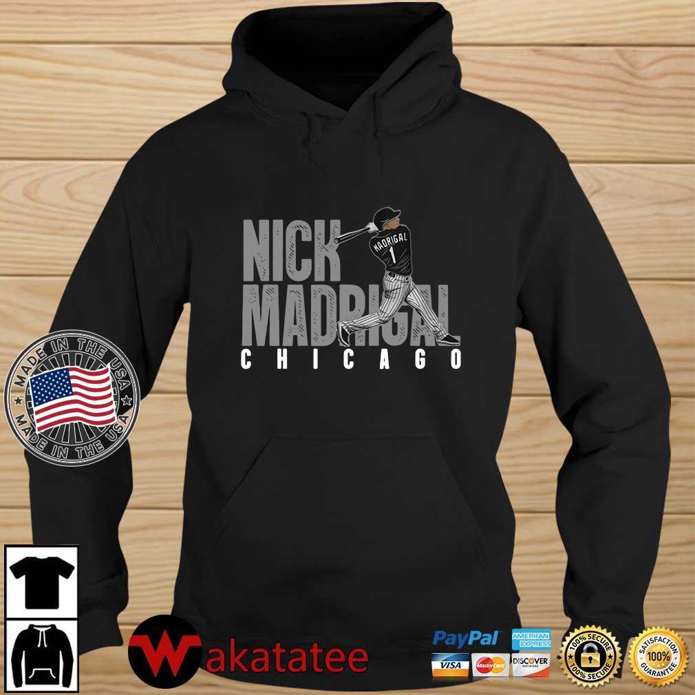 Nick Madrigal Chicago White Sox Wakatatee hoodie den