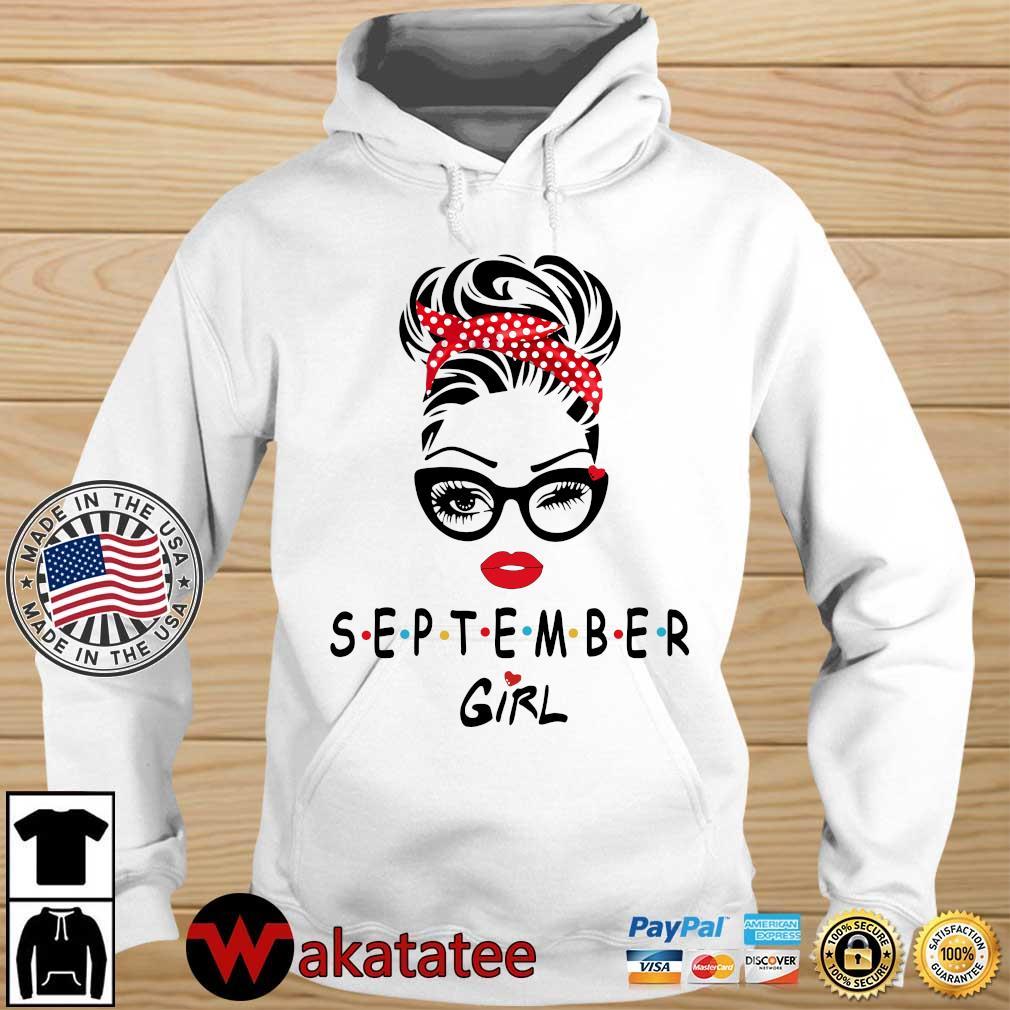 September girl 2021 Wakatatee hoodie trang