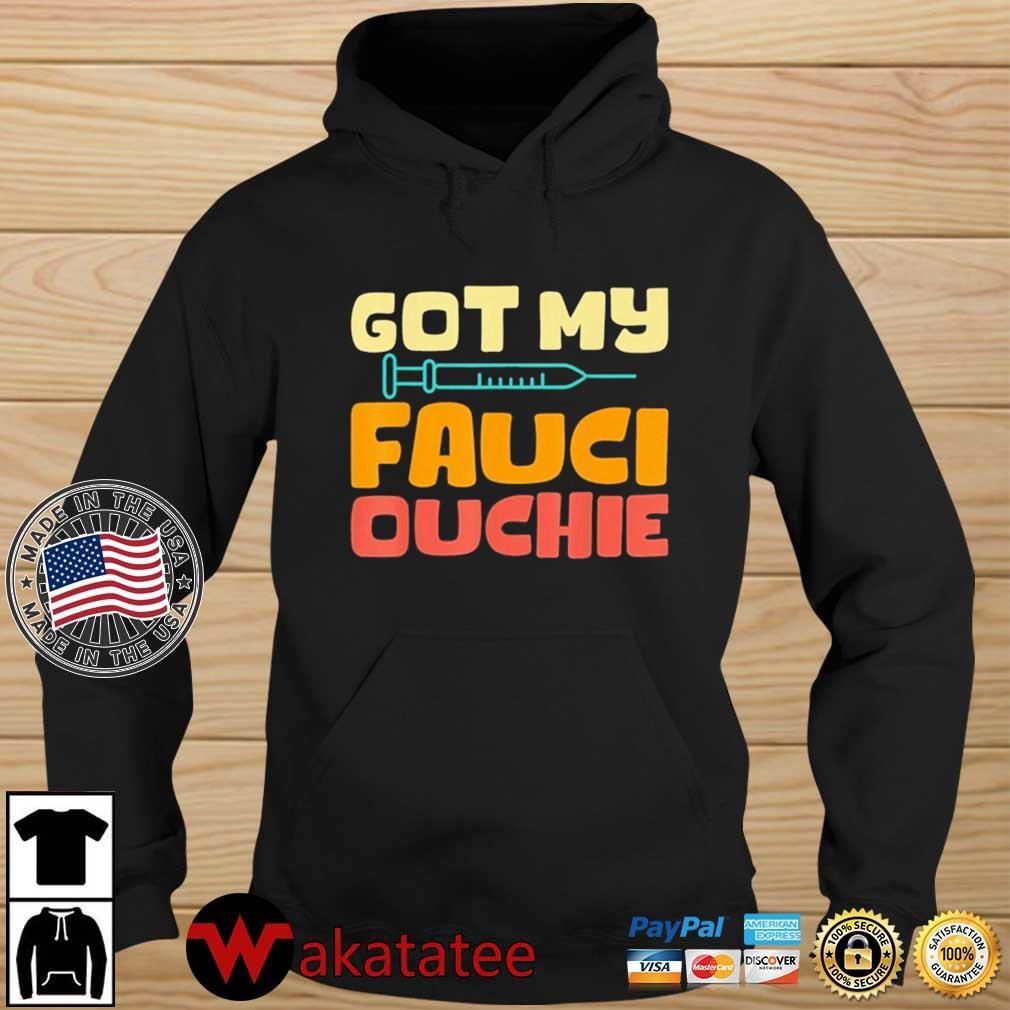 Got my Fauci ouchie vintage Wakatatee hoodie den