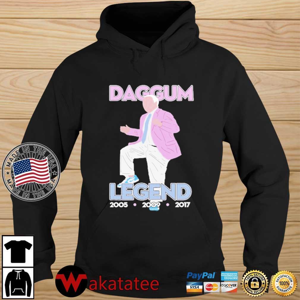 Ringz Roy Williams Daggum Legend 2005-2021 Shirt Wakatatee hoodie den