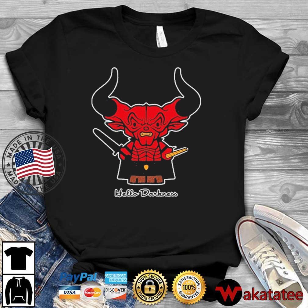 Satan Hello Darkness Shirt