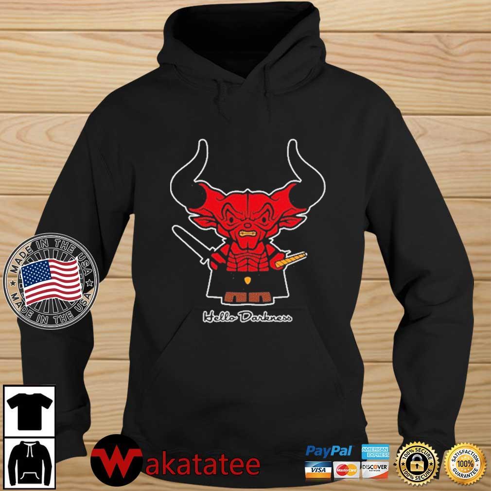 Satan Hello Darkness Shirt Wakatatee hoodie den
