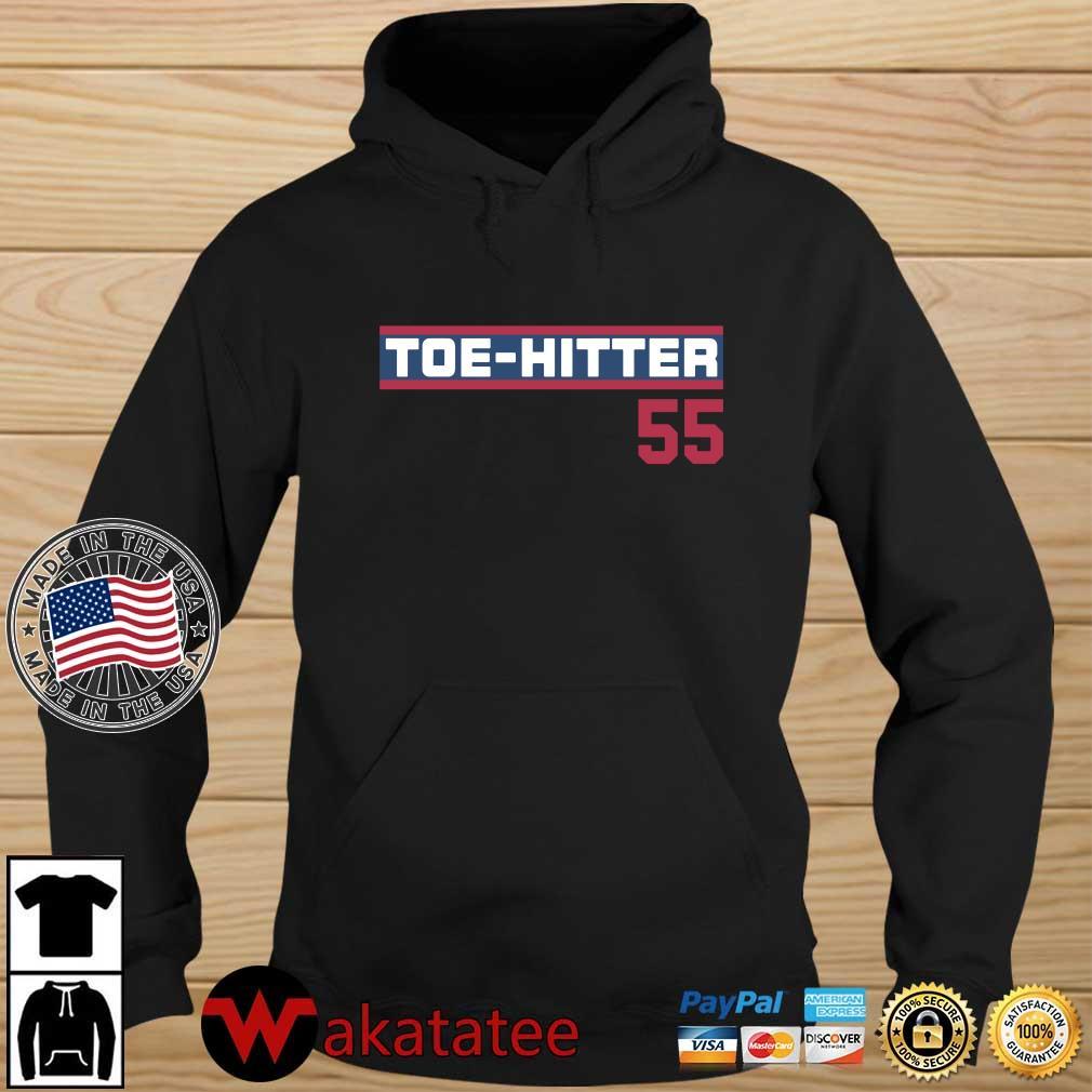 Toe-Hitter 55 Shirt Wakatatee hoodie den