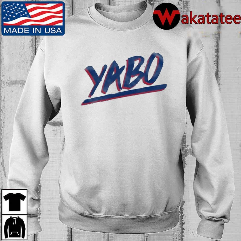 Yabo 2021 shirt