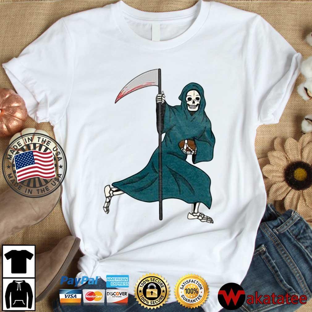 Death Football Shirt Wakatatee dai dien trang