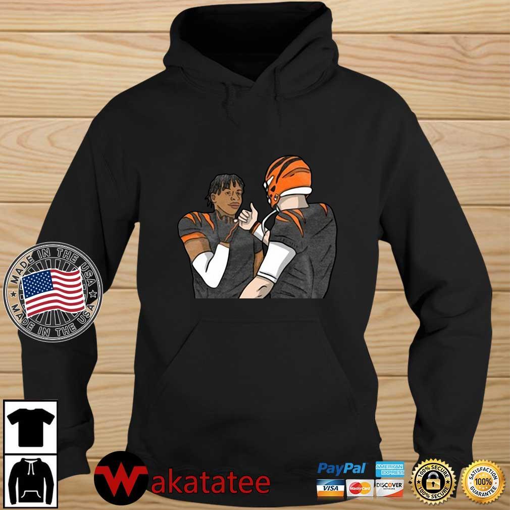 Reunited CIN Barstool Sports Shirt Wakatatee hoodie den