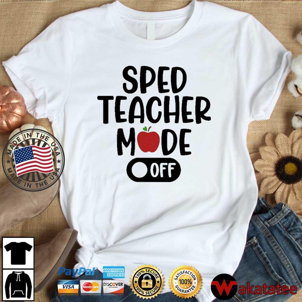 Sped teacher mode off Wakatatee dai dien trang
