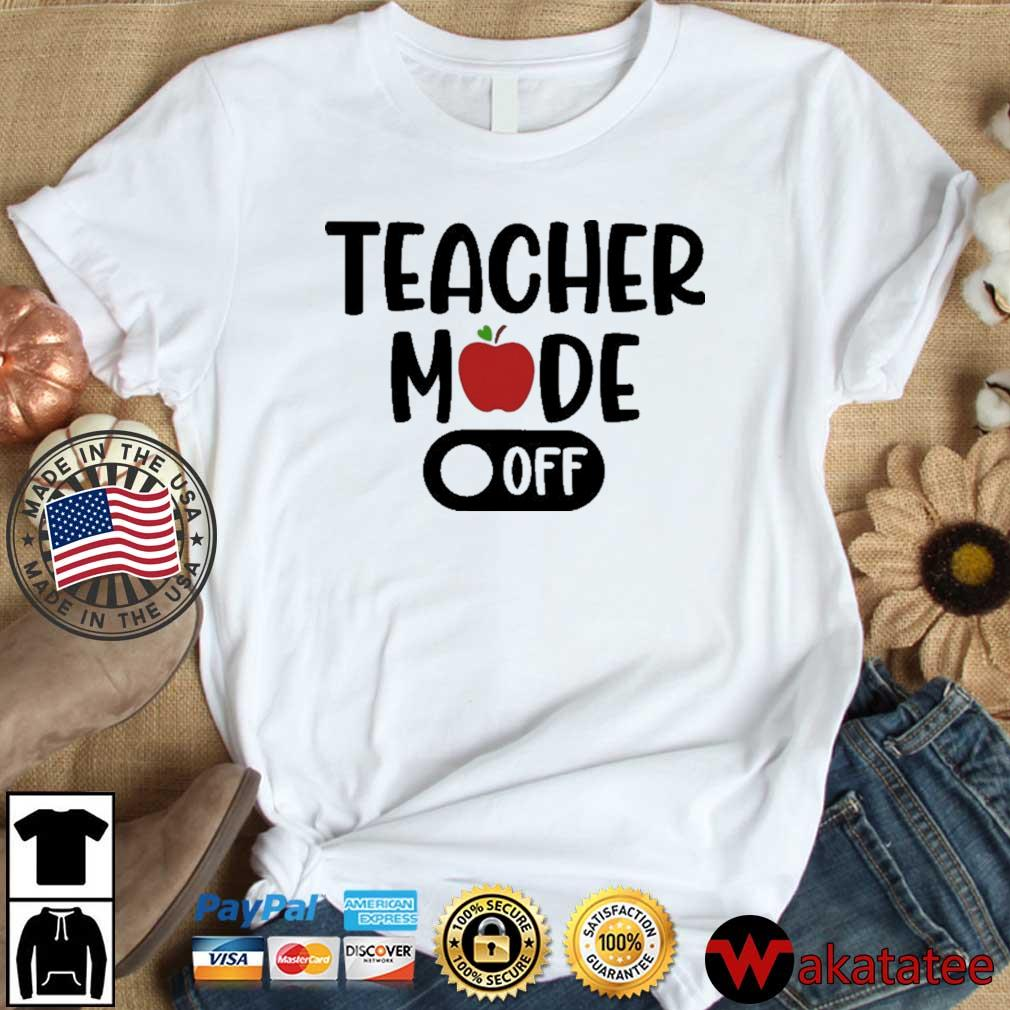 Teacher mode off Wakatatee dai dien trang