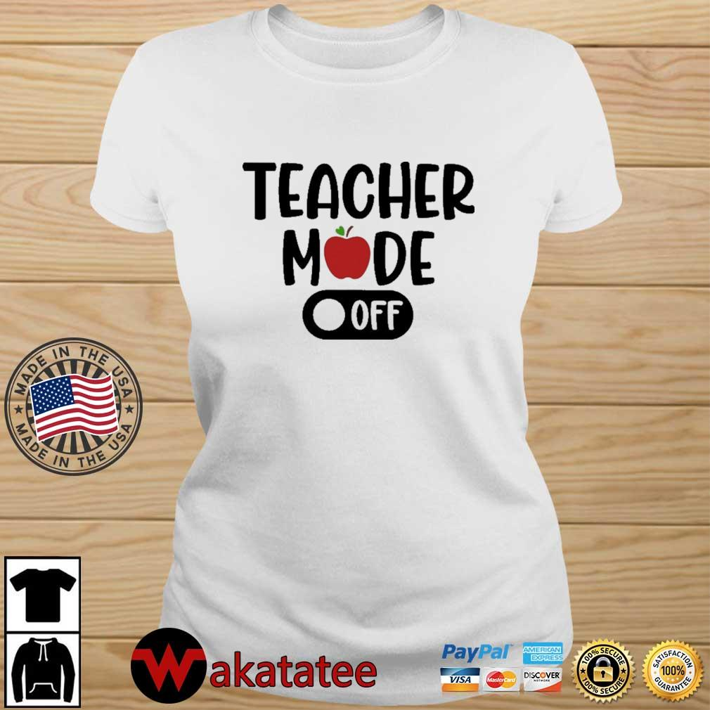Teacher mode off Wakatatee ladies trang