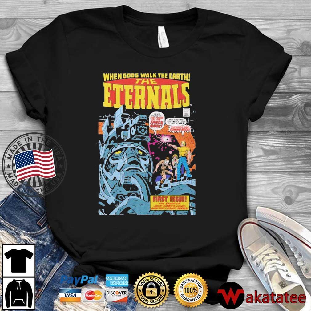 The Eternals 1976 Shirt