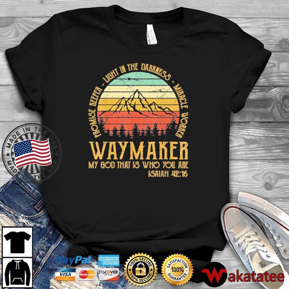 or Hoodie Tank Long Sleeved Tee Waymaker Tee