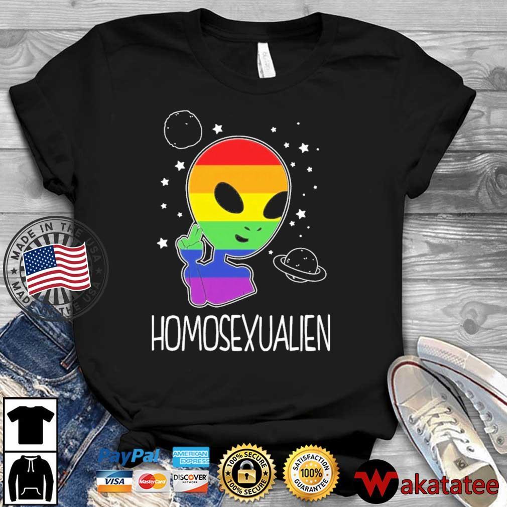 Alien Homosexualien Shirt