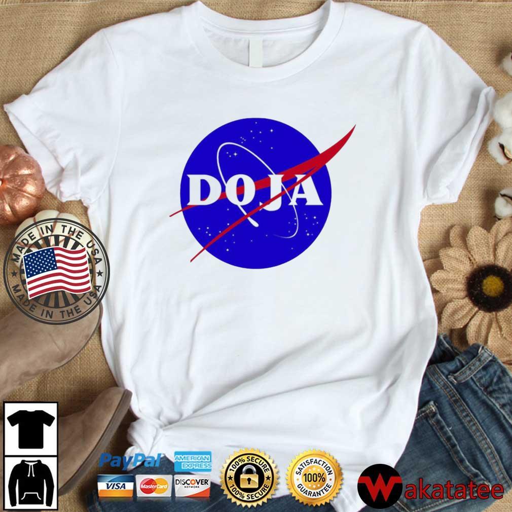 Doja Nasa Shirt Wakatatee dai dien trang