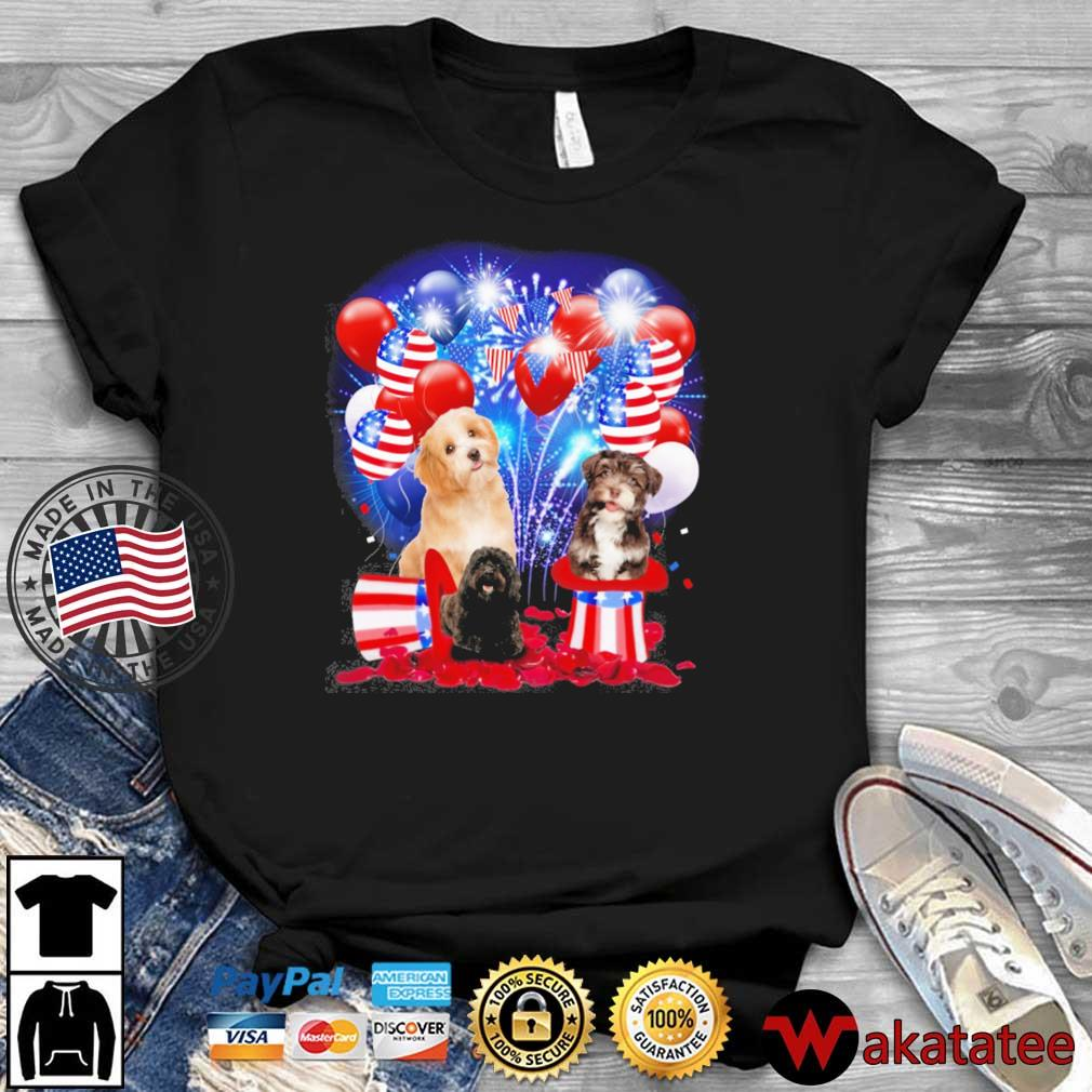 Havanese American Independence Day 4th Of July Shirt