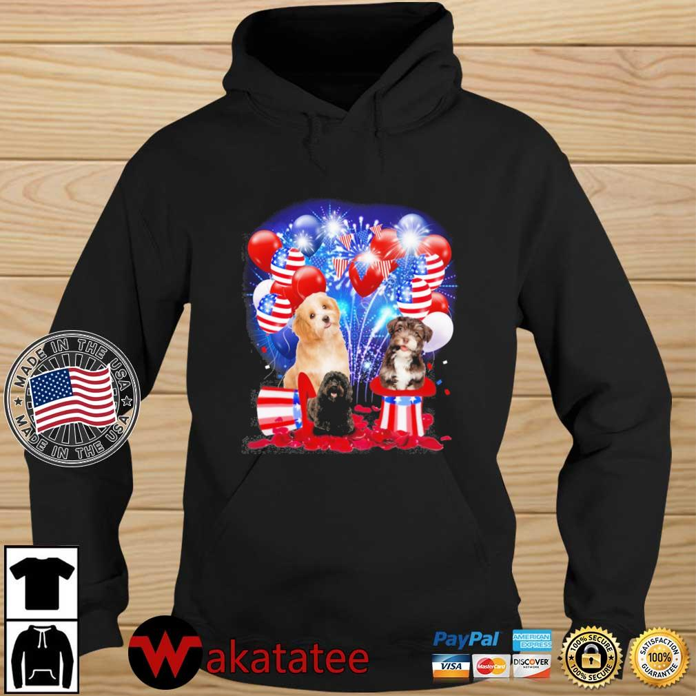 Havanese American Independence Day 4th Of July Shirt Wakatatee hoodie den