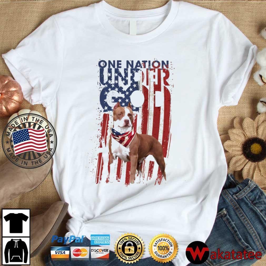 Pitbull one nation under god American flag 4th Of July s Wakatatee dai dien trang