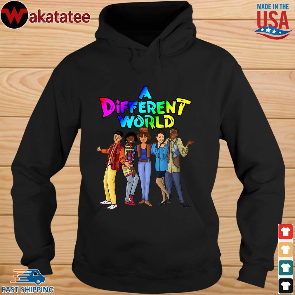 A different world s hoodie den