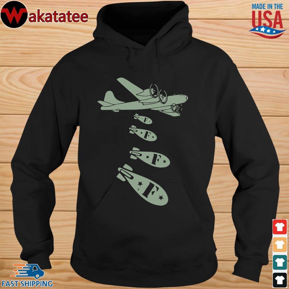 Bomber Dropping F Bomb Shirt hoodie den