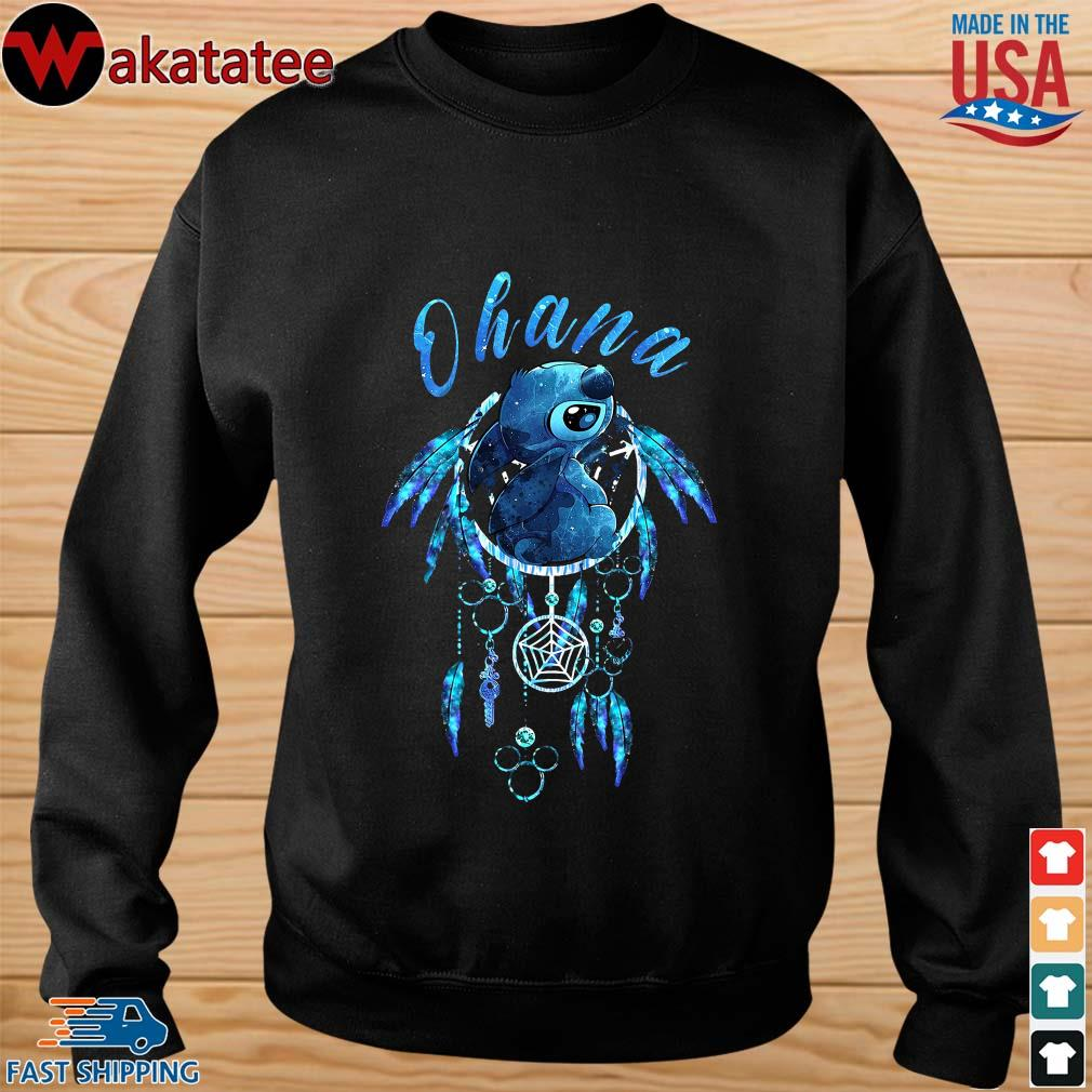 Native Ohana Stitch Dream Catcher Shirt sweater den