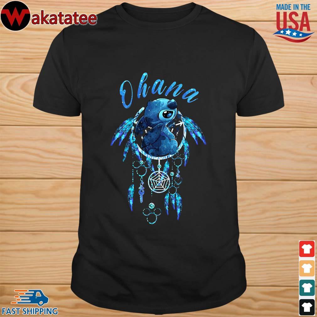 Ohana Stitch Dream Catcher Shirt