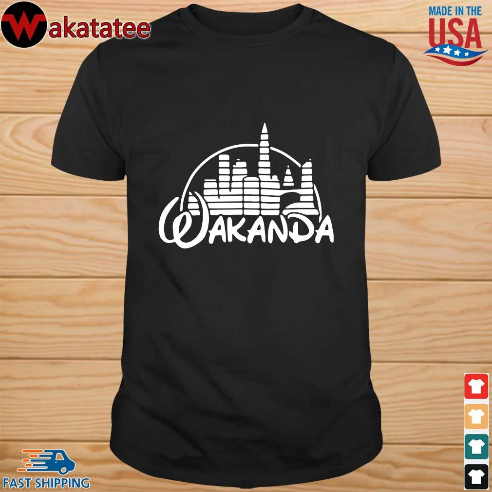 Black Panther Wakanda Walt Disney shirt