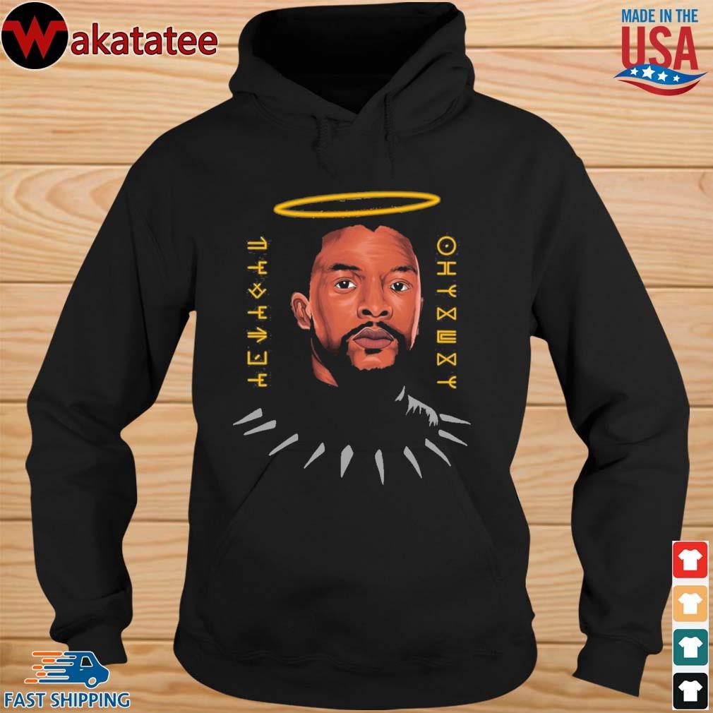 Rip Chadwick Boseman (1977-2020) Wakanda Forever Shirt hoodie den