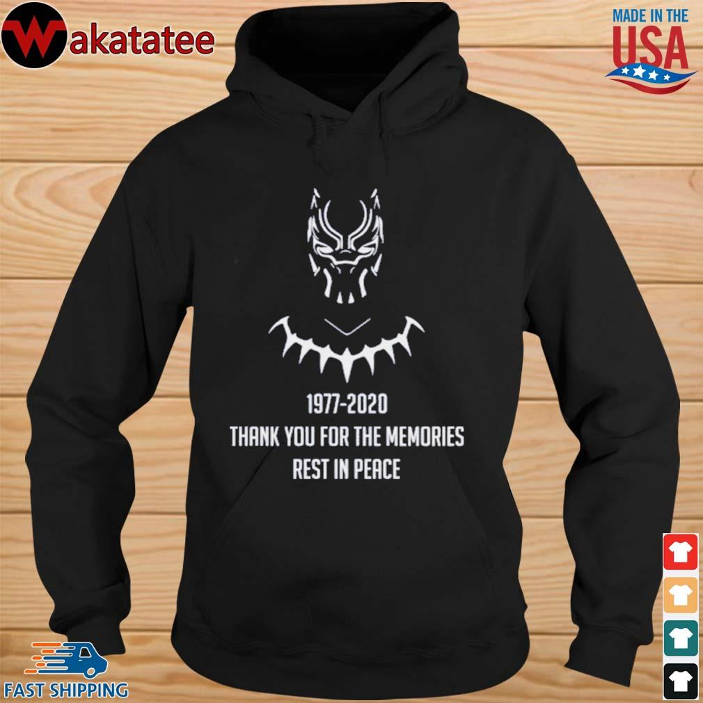 RIP CHADWICK BOSEMAN BLACK PANTHER T-Shirts hoodie den