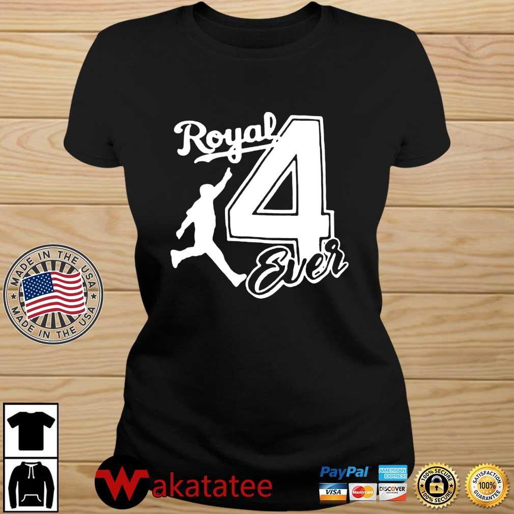 4 Ever Royal Kansas City Shirt Wakatatee ladies den