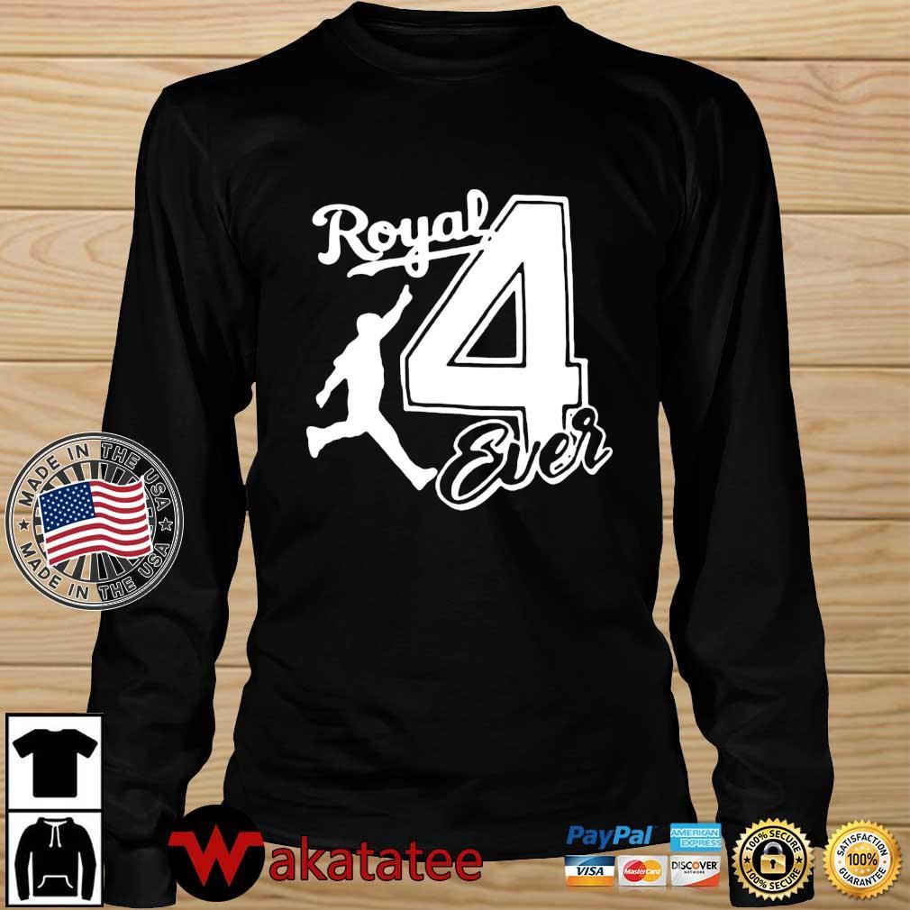 4 Ever Royal Kansas City Shirt Wakatatee longsleeve den