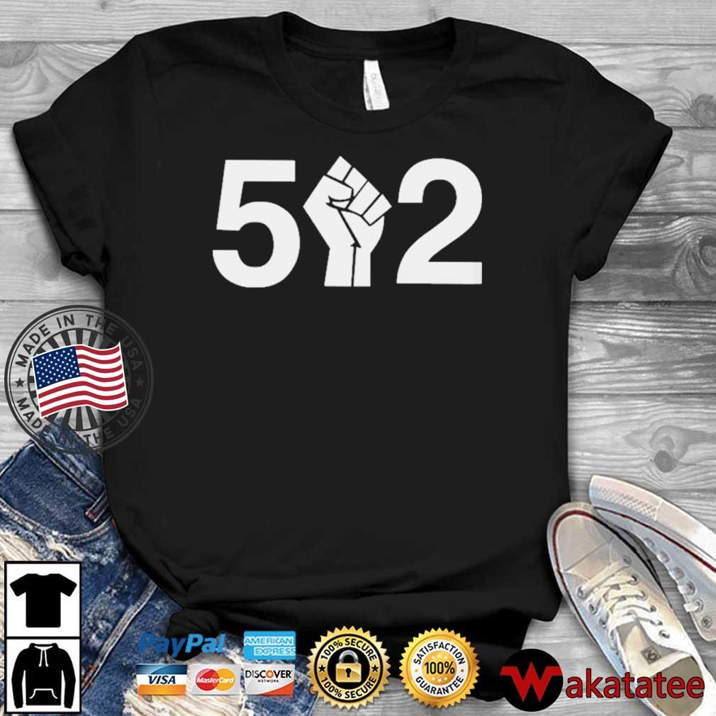 5 Fist 2 Shirt
