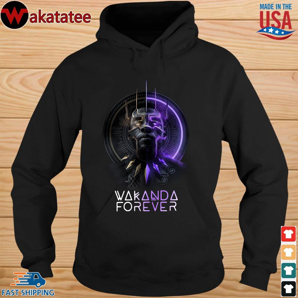 Chadwick Boseman Black Panther Wakanda forever 42 s hoodie den
