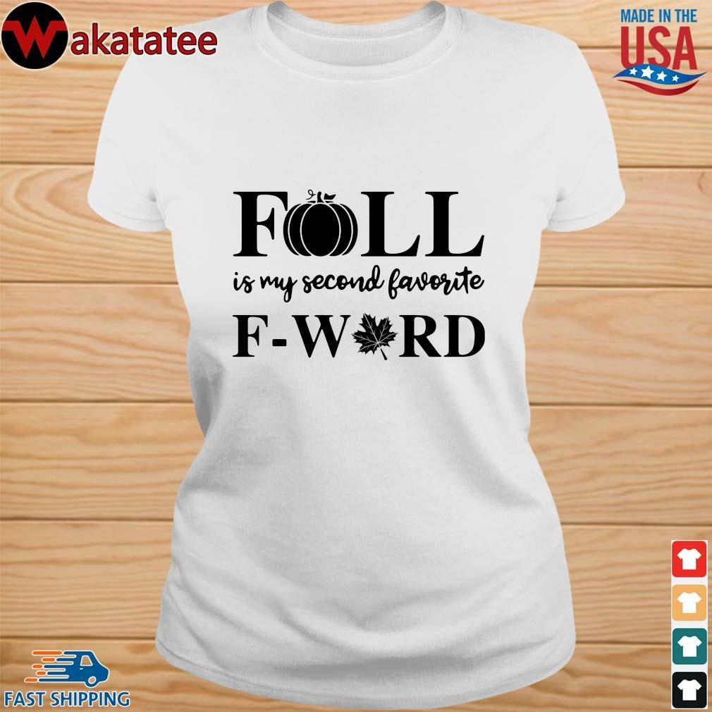 Fall is my second favorite f-word weed s ladies trang
