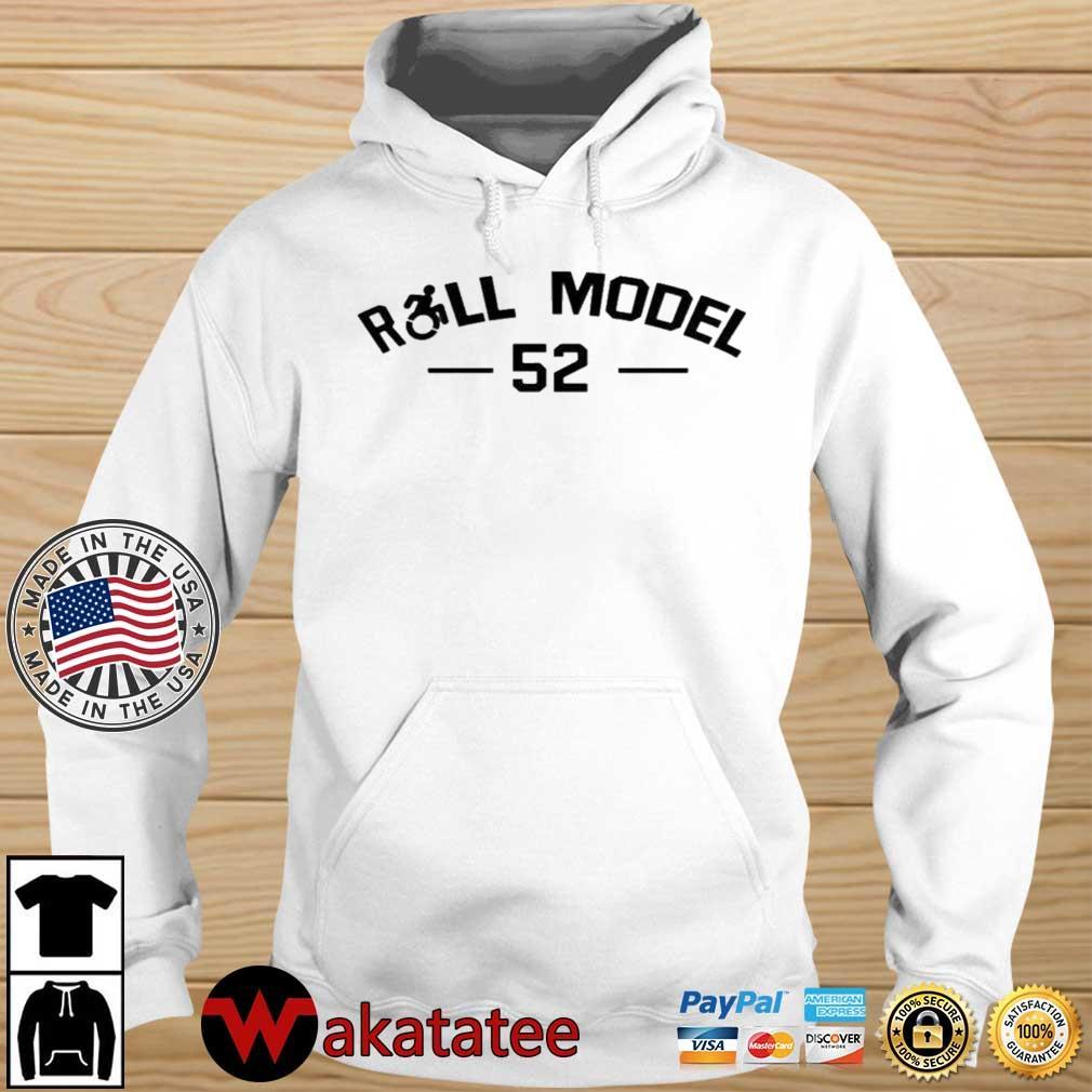 Eric LeGrand Roll Model 52 Shirt Wakatatee hoodie trang
