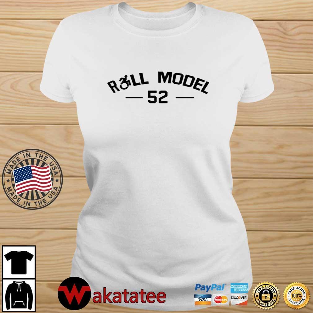 Eric LeGrand Roll Model 52 Shirt Wakatatee ladies trang