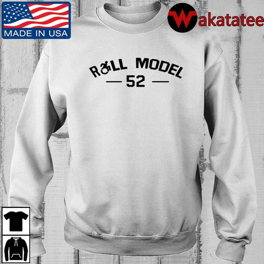 Eric LeGrand Roll Model 52 Shirt Wakatatee sweater trangs