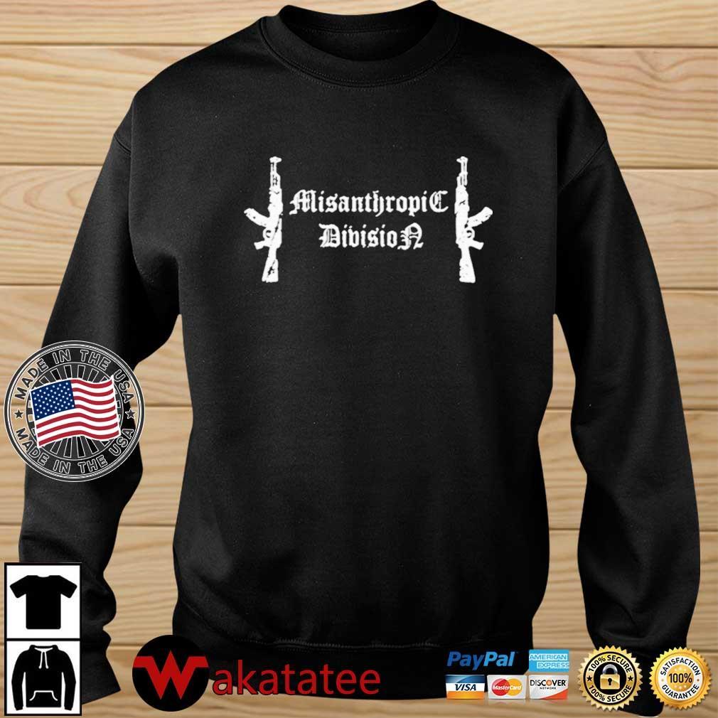Misanthropic division s Wakatatee sweater den