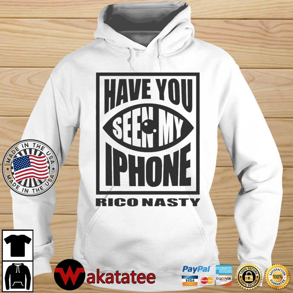Rico Nasty Have You Seen My iPhone Shirt Wakatatee hoodie trang