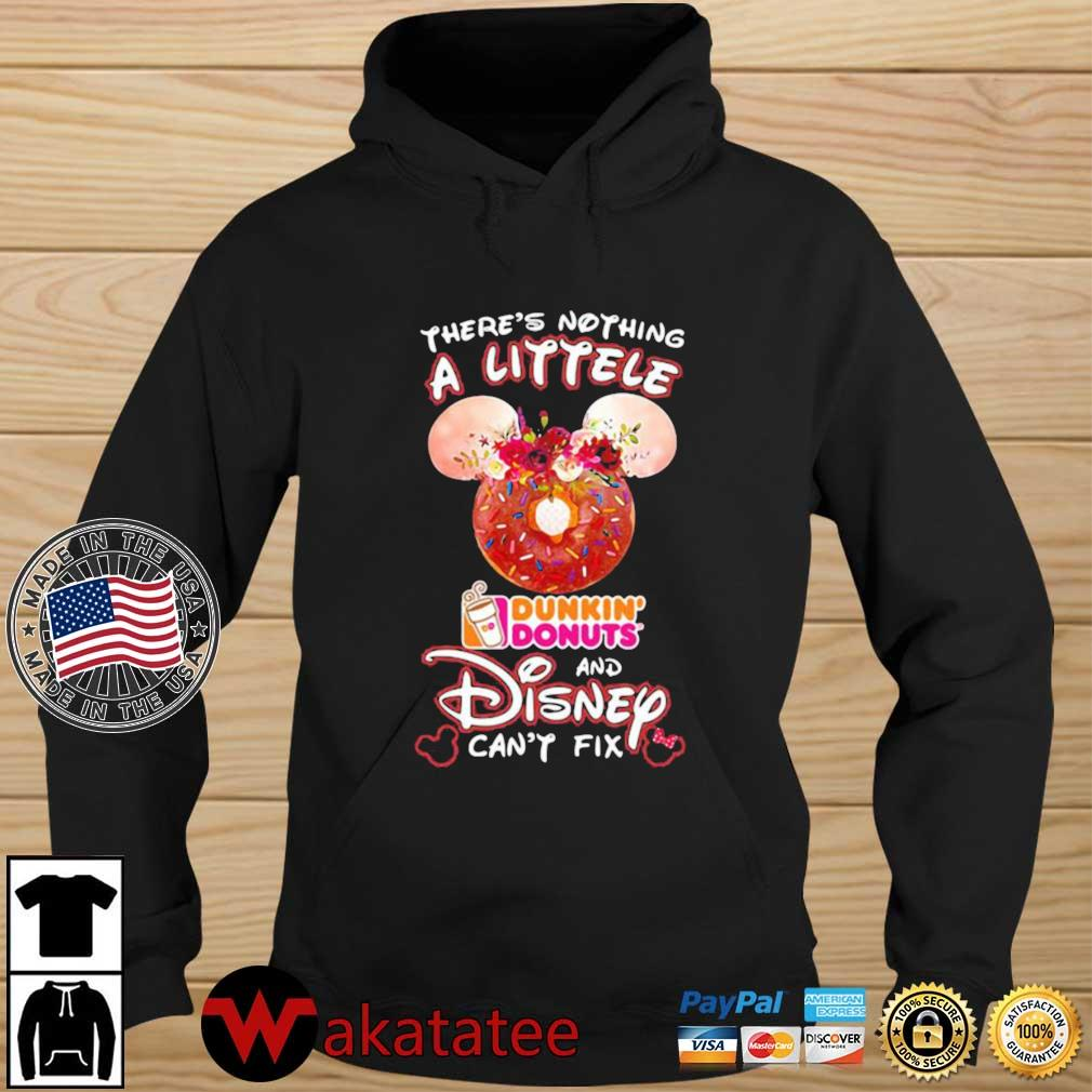 There's nothing Dunkin Donuts and Disney can't fix s Wakatatee hoodie den