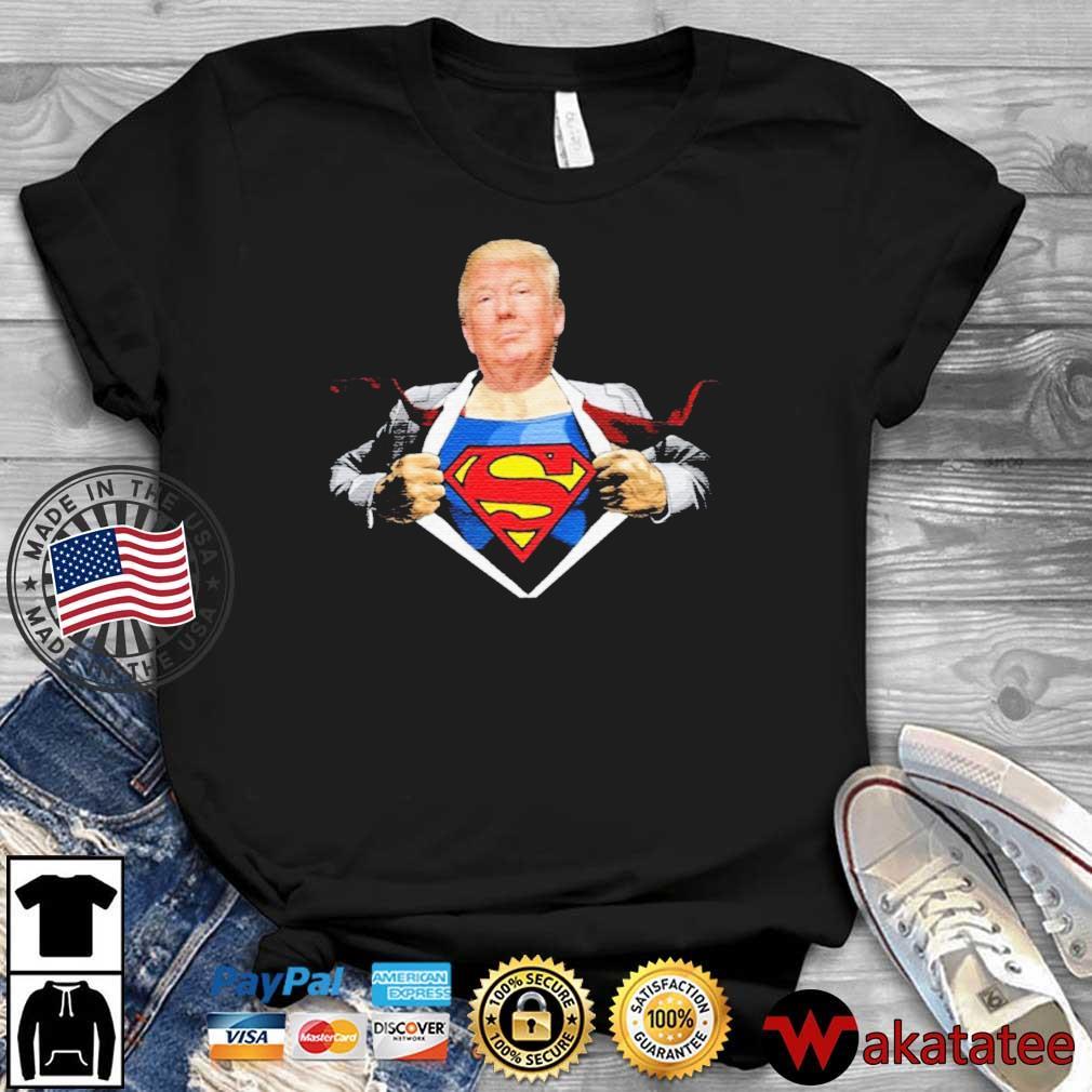 Trump Supperman shirt